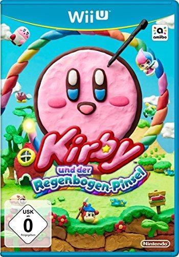 Nintendo Wii U Kirby and the RainbowCurse by - Für Wii Kirby-spiele U