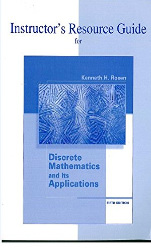 Discrete Mathematics and Its Applications Instructor Resource Guide (English Edition)