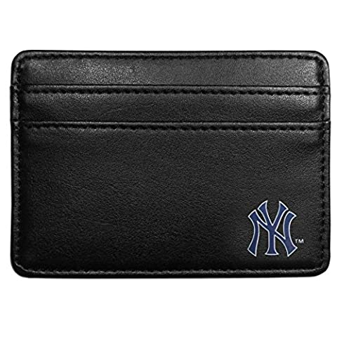 MLB New York Yankees Leather Weekend Wallet,