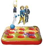 KreativeKraft Target Ball Juego Inflable para niños Fiesta Juegos de...