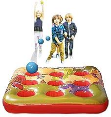Idea Regalo - Gioco gonfiabile della palla dell'obiettivo Kreative Kraft per i giochi di estate all'aperto del partito dei bambini per la ragazza del ragazzo 3 in un giocattolo del giardino di Inflatables di fila