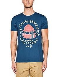 ESPRIT Herren T-Shirt 057ee2k023