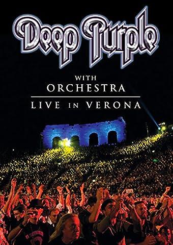 Deep Purple Verona - Deep Purple - Live in