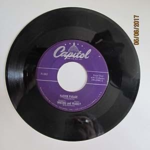 Let's Go To Church (Next Sunday Morning) / Easter Parade [Vinyl Single 7'']