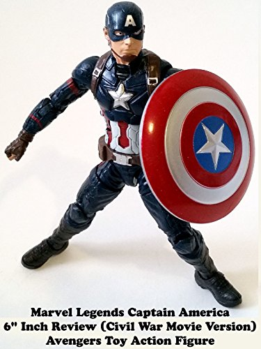 review-marvel-legends-captain-america-6-inch-review-civil-war-movie-version-avengers-toy-action-figu
