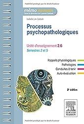 Processus psychopathologiques: UE 2.6 - Semestres 2 et 5