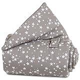 Babybay 500827 Gitterschutz pique, grau