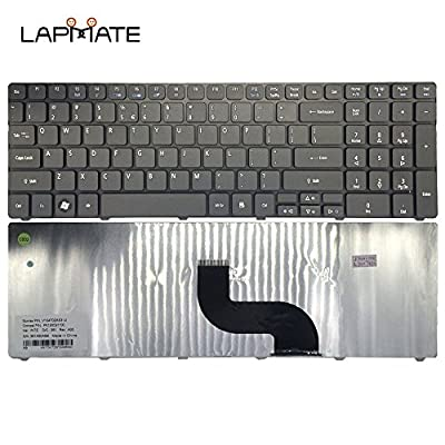 Lapmate Acer Aspire 5738,5738z,5741,5742,5810T 5750 5820G 5820T ASPIRE 5750, 5750G Laptop Keyboard