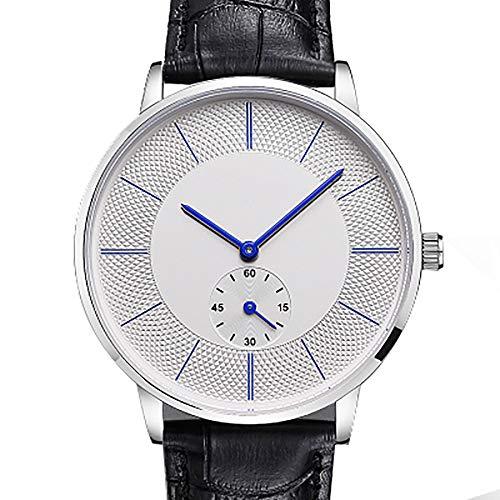 Ljf guarda orologio da uomo al quarzo orologio da polso da uomo impermeabile business semplice tendenza moda luminoso orologio da uomo