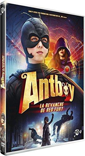 Antboy 2 - La revanche de Red Fury / Ask Hasselbalch, réal. |