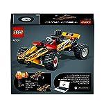 LEGO-Technic-Buggy-Set-di-Costruzioni-Ricco-di-Dettagli-per-Bambini-7-Anni-Esperienza-di-Gioco-2in1-Potrai-Costruire-un-Buggy-o-una-Fantastica-Macchina-da-Corsa-42101