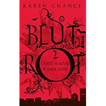 Blutrot: Zwei Vampir-Romane in einem Band (Cassie Palmer)