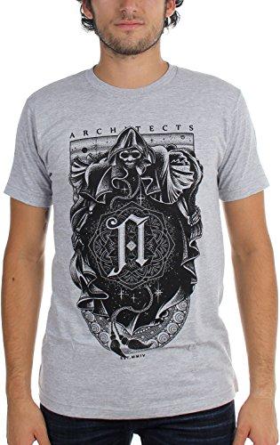 Architects -  T-shirt - Uomo Grigio melange