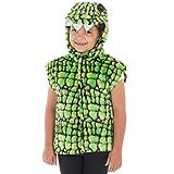 Unbekannt Krokodil oder Alligator kostüm für Kinder - Einheitsgröße 3-9 Jahre.