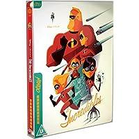 The Incredibles Steelbook Mondo #20 UK World Exclusive Limited Edition Steelbook Blu-ray Region Free