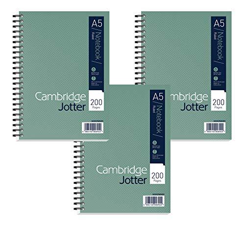 Cambridge Jotter A5 Card Cover W...