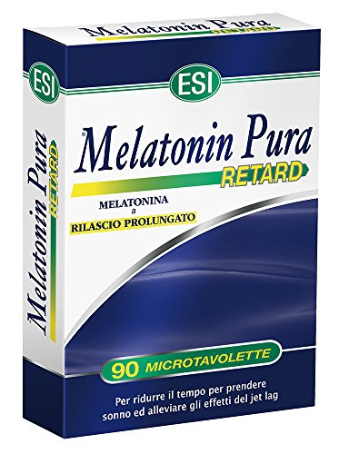 Esi Melatonin Pura Retard Integratore Alimentare - 1 Flacone