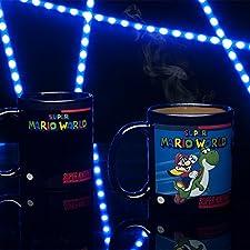SNES Super Mario World Farbwechsel Becher Standard [Plattformunabhängig]