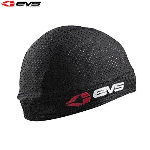 EVS Razor Moto Erwachsene Schweiß Mütze Cap Hut unter Helm Schweiß Luftentfeuchter schwarz (Evs Helm)