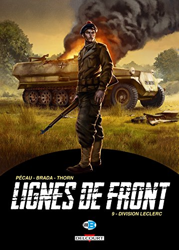 Lignes de front T9 - Division Leclerc