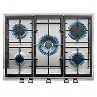 Teka encimeras gas – Cocina encimera ex-70. 1-5g-ai-al-dr-ci gas natural