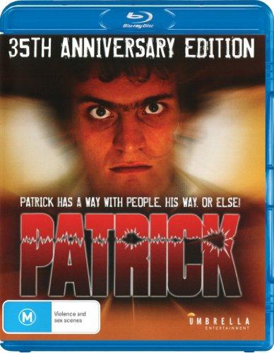 Patrick [ Blu-Ray, Reg.A/B/C Import - Australia ]