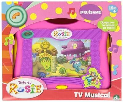 Todo es Rosie - TV musical (Giochi Preziosi 63103) por Giochi Preziosi