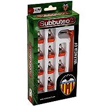 Subbuteo - Team box, Valencia CF (Eleven Force 81236)