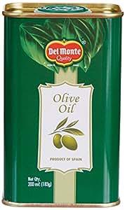 Delmonte Pure Olive Oil, 200ml