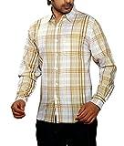 Moksh Multicolor Slim Fit Cotton Shirt I...