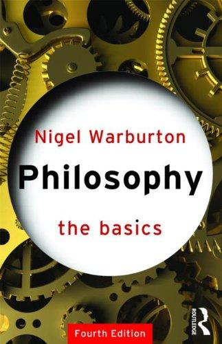 Philosophy: The Basics por Nigel Warburton