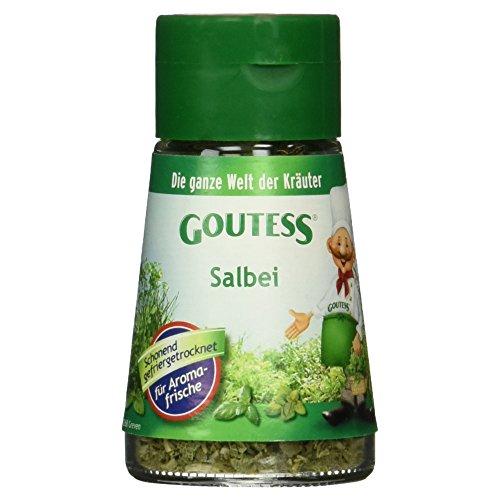 Goutess Salbei, gefriergetrocknet, 3 g