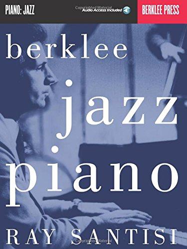 Berklee Jazz Piano CD