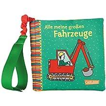 Buggy-Bücher: Mein erstes Knister-Stoff-Buggybuch: Alle meine großen Fahrzeuge