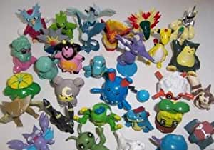 Lot de 20 Figurines de POKEMON de 2CM (Lot Aleatoire)
