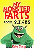 #8: My Monster Farts Books 2,3,4 &5