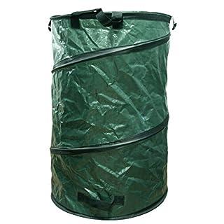 AQUA CONTROL C2100Collapsible Bucket 110L, Green
