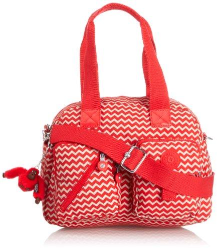 kipling-defea-womens-top-handle-bag-chevron-red-pr-one-size