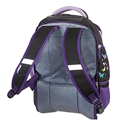 Papillon-Butterfly-Schmetterling-Schneiders-Scoot-Schulranzentrolley-Schultrolley-Trolley-Backpack-42488-080