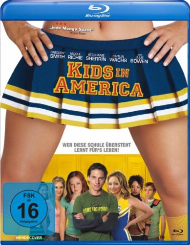 Filme Kids Halloween Für (Kids in America [Blu-ray])