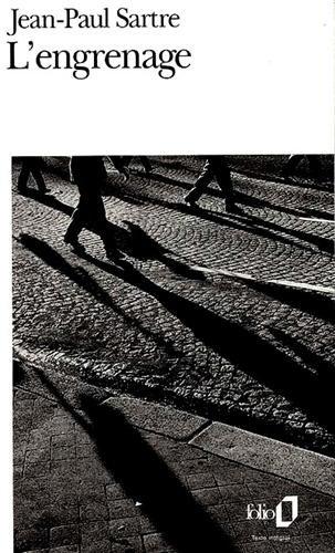 L' Engrenage (Fiction, Poetry & Drama) par Jean-Paul Sartre