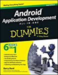 Android Application Development All-in-One For Dummies covers the information you absolutely need to get started developing apps for Android. Inside, you'll quickly get up to speed on Android programming concepts and put your new knowledge to use to ...