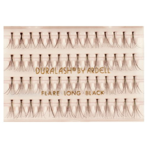 (3 Pack) ARDELL DuraLash Flare Lashes Flare Long Black
