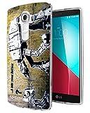 Banksy Grafitti Art 548 Küchenmaschine Star wars LG G4 Fashion Trend Design Handyschale,...