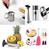Vmoni Coffee Beater And Pineapple Cutter Combo Pack