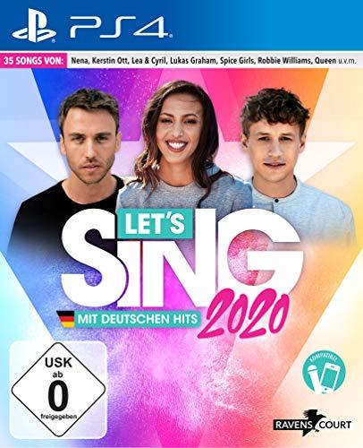 Let\'s Sing 2020 mit deutschen Hits [Playstation 4]