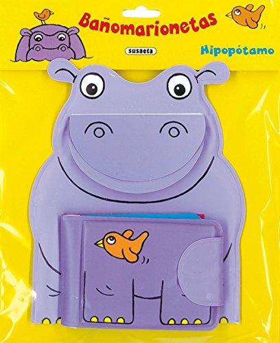 Hipopótamo (Bañomarionetas)
