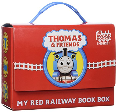 Thomas and Friends: My Red Railway Book Box (Thomas & Friends) (Thomas & Friends (Board Books))