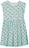 Yumi Girl's Ditsy Scotty Dog (Mint) Dress, Green (Mint), 11-12 Years