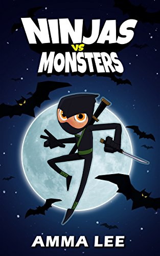 Childrens Halloween Book : Ninjas vs. Monsters: Ninja ...